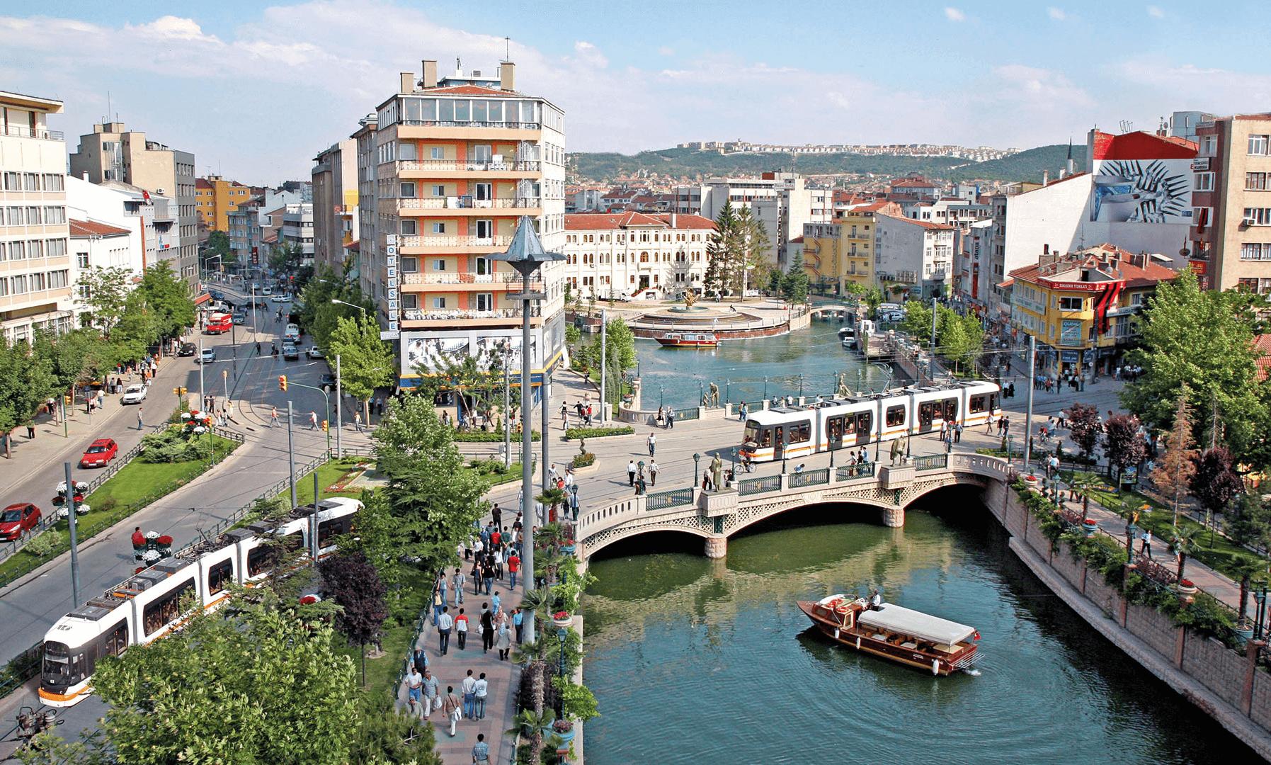 Eskişehir-Odunpazarı Turu